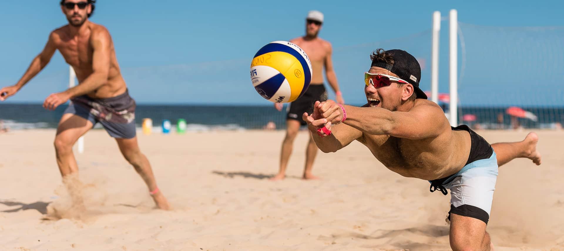 Sunsation Beach Volleyball Festival Spanien