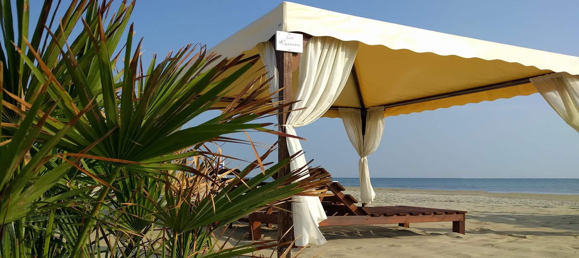 Beachcamp Italien