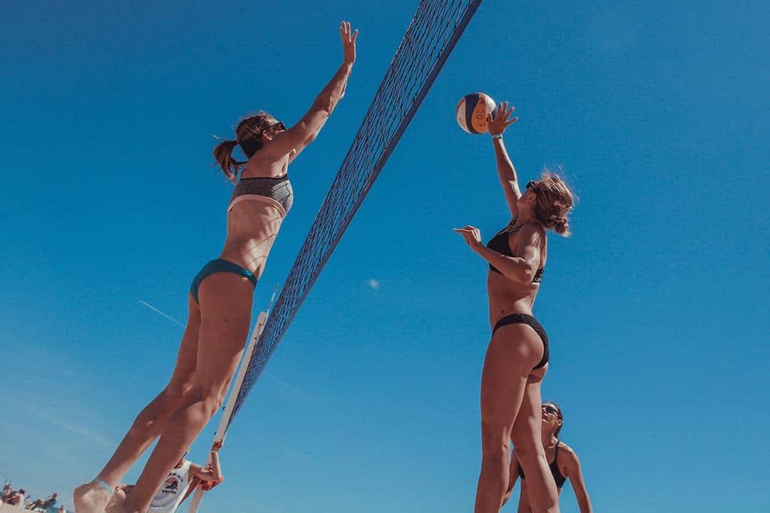 Beachvolleyball Training Mittwoch (Damen) 19-21h