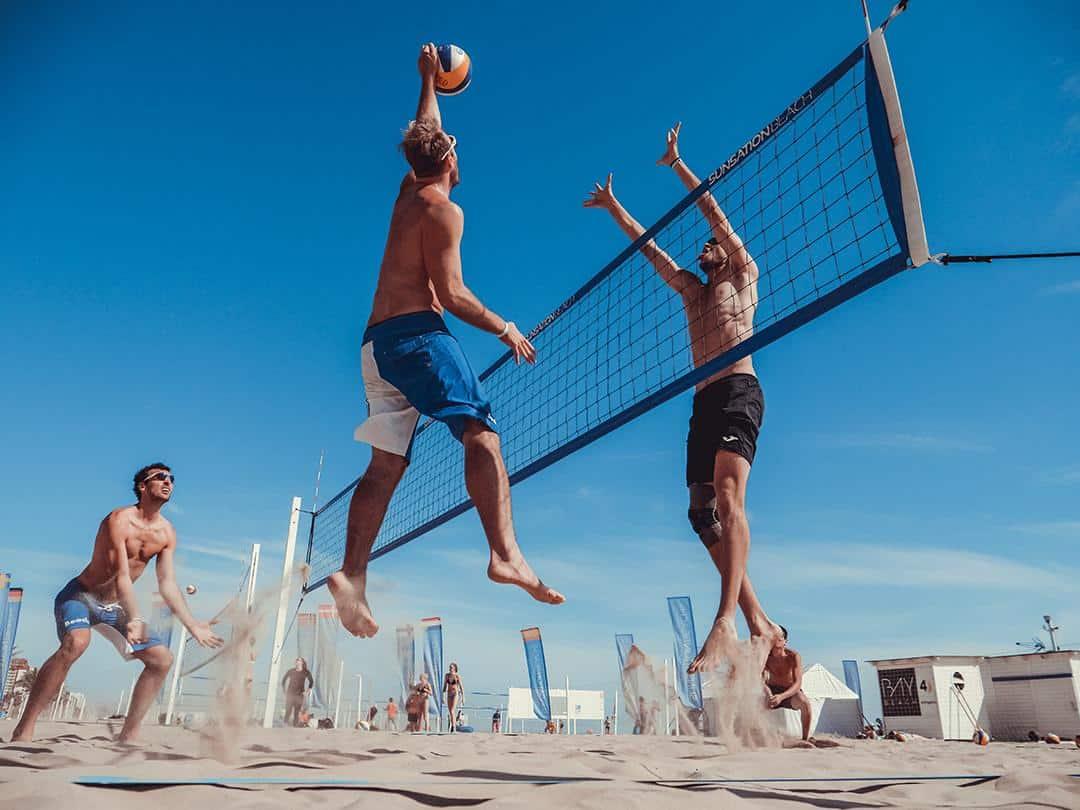 Beachvolleyball Training Mittwoch (Herren) 19-21h