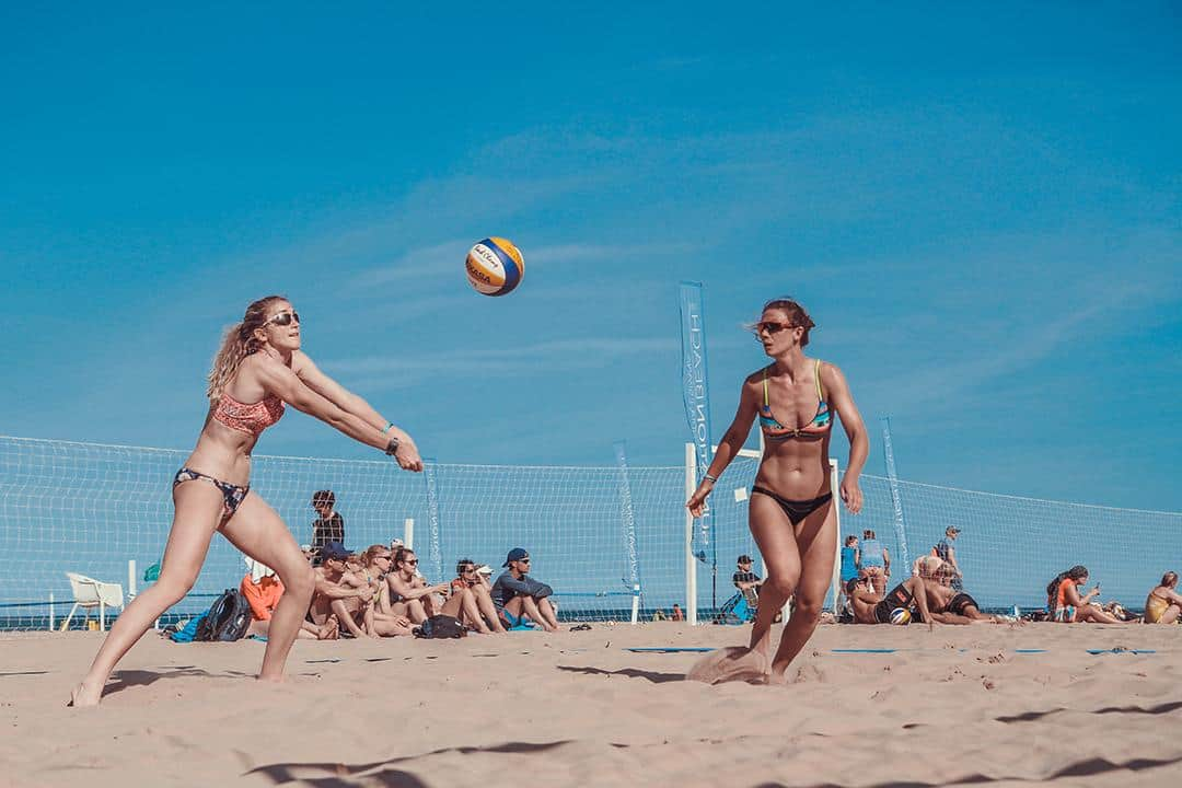 Beachvolleyball Training Dienstag (Damen) 19-21h