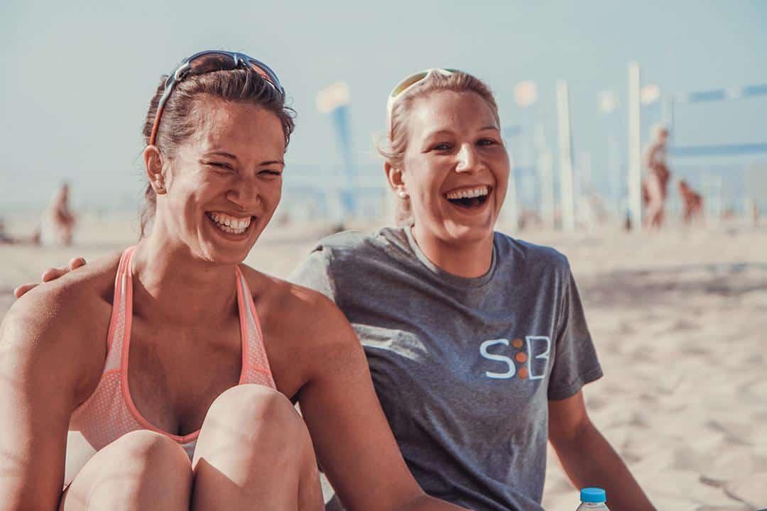 Beachvolleyball Training Montag (Mixed) 18-20