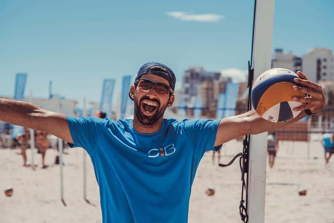 Beachvolleyball Training Freitags (Anfänger) 17-19h