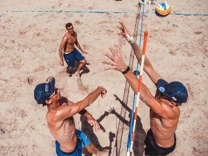 4764 Beachvolleyball Spanien 00527903