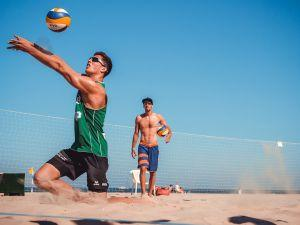 4769 Beachvolleyball Spanien 10991703