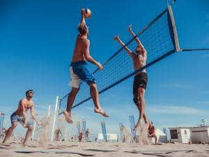 4776 Beachvolleyball Spanien 13569451