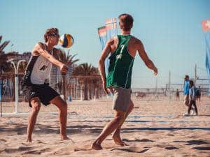 4782 Beachvolleyball Spanien 23860341