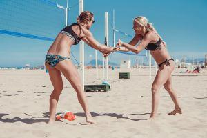 4786 Beachvolleyball Spanien 25750199