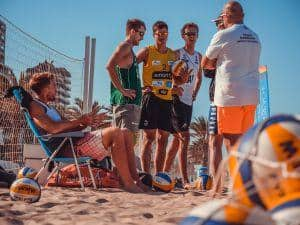 4795 Beachvolleyball Spanien 33098204