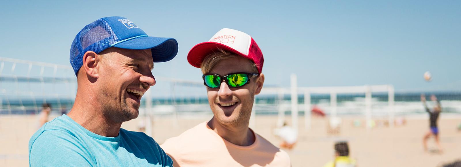 Beachvolleyball Cap